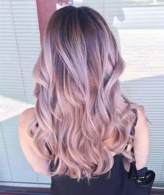 2 weeks and this is mine! #pastel #ombre #pink #purple