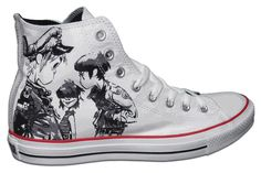Converse® Gorillaz All Star® Chuck Taylors® with Free Shipping