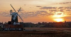 Cley next the Sea, England