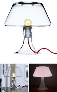 Classic One Table Lamp U2014 ACCESSORIES    Better Living Through Design