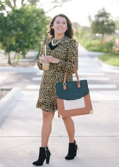Cheetah outfit Dress #shopstyle #target #outfitideas #realoutfit