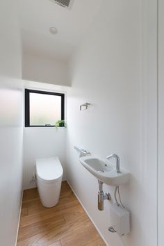 Modern residence by L. Homes Japanese Bathroom, Interior And Exterior, Interior Design, Bathroom Toilets, Bathrooms, Small Toilet, Guest Suite, Custom Homes, Bathtub