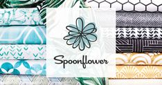 Design, print and sell custom fabric, wallpaper & gift wrap on-demand. Or shop from the largest marketplace of independent surface designs.