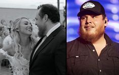 """LUKE COMBS' """"FOREVER AFTER ALL"""" MUSIC VIDEO IS AS ROMANTIC AS IT GETS Top Country Songs, Country Music News, Country Singers, Music Videos, Romantic, Album, Romance Movies, Romantic Things, Romance"""