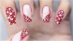 UNHAS DECORADAS SIMPLES E FÁCIL DE FAZER | Gersoni Ribeiro Manicure E Pedicure, Nails, Manicures, Beauty, Youtube, Multicolored Nails, Nailed It, Art Nails, Designed Nails