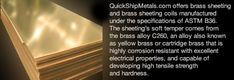 Brass sheet backsplash for wet bar - Brass Sheet from QuickShipMetals
