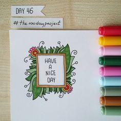 #100daysofdooodles #the100dayproject #doodle #doodling #drawing #art #instaart #haveaniceday #markers #copic #рисунок #дудл #маркеры #хорошегодня
