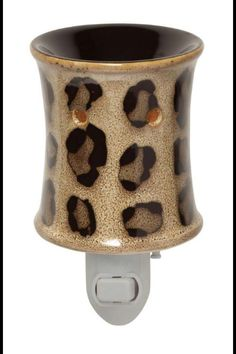 New Leopard Scentsy Plug-in Order at madisonhebert.scentsy.us