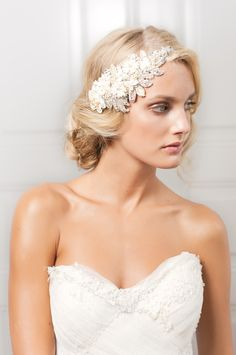 Bridal Headpieces by Accessory Avenue