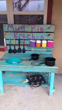 Mud Pie Kitchen for Laikyn