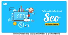 "You do not have to ""push"" out advertisements to persuade people to buy. Search traffic is already interested in your products and services. Pull in quality traffic through effective SEO. Hire our experienced professionals for the best results.   #seo #seoservices #digitalmarketing #MarkupDesigns Digital Marketing Services, Seo Services, Best Seo Company, App Development, Mobile App, Search, People, Design, Products"