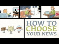 How to choose your news - Damon Brown | TED-Ed