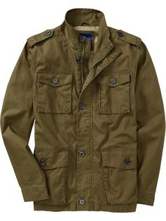 Old Navy - Men's Military Jackets - Sale, $55.00