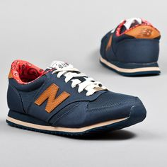 NEW BALANCE X HERSCHEL SUPPLY CO. U420HSN NAVY