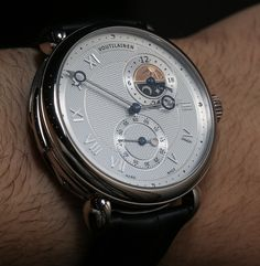 Voutilainen Decimal Minute Repeater GMT Watch Hands-On Hands-On