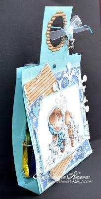 Whiff of Joy - Tutorials & Inspiration: Türhänger-Verpackung