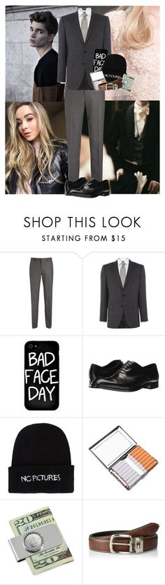 """there i was again tonight, forcing laughter faking smiles"" by secrets-kisses-lies-xo ❤ liked on Polyvore featuring Nina B, Joseph, HUGO, Local Heroes, Emporio Armani, Nasaseasons, American Coin Treasures, men's fashion, menswear and charsafashionita"