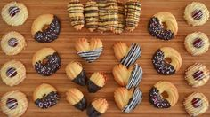 Tart Recipes, Baking Recipes, Cookie Recipes, Food C, Italian Pastries, Mini Tart, Christmas Sugar Cookies, Food Humor, Four