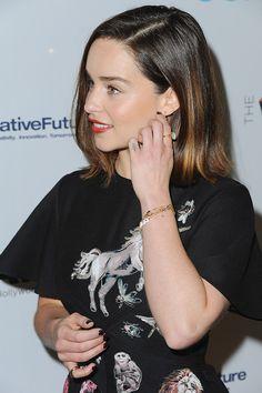 Actress Emilia Clarke attends TheWrap's Power Women Breakfast at Ocean Prime on October 28 2015 in Beverly Hills California
