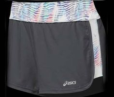 The ASICS Everysport Short II is the perfect candidate for your new go-to workout bottoms. Ultra-lightweight, quick-drying fabric and strategically placed mesh panels help you stay cool and dry on even the most muggy summer days. | Fitbie.com