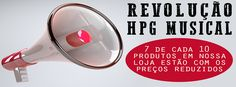 Revolução HPGmusical.com acesse: www.hpgmusical.com.br e confira! #hpgmusica.com