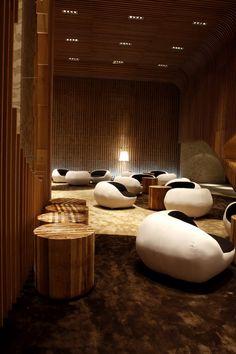 Tianxi Oriental Club by Deve Build Design, Huizhou store design