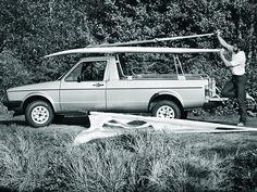 VW Caddy mk 1