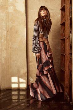 Johanna Ortiz  #VogueRussia #resort #springsummer2018 #JohannaOrtiz #VogueCollections