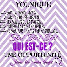 Opportunité Younique