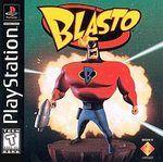 Blasto Sony Playstation