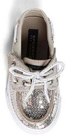 Darling sequined Top-Siders for little girls - on sale for only $23.99 with free shipping! @Nordstrom http://rstyle.me/n/jrkrvnyg6