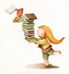 Ton of books by CarmenGN on @DeviantArt