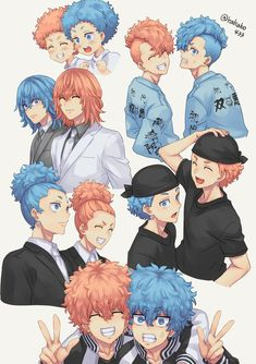 Otaku Anime, Anime Art, Manga Art, Tokyo Ravens, Anime Boyfriend, Fanarts Anime, Cute Anime Guys, Anime Demon, Animes Wallpapers