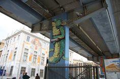 Amazing world, amazing street artists! #streetartists #urbanart #graffitiart #streetart #wallmurals #mural #urbanartists #graffitiartists
