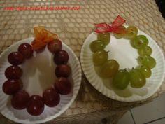 ARREGLOS DE ANO NUVO | ... originales coronas de uvas para los 12 deseos al recibir año nuevo
