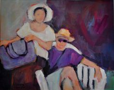 Donna Zagotta, Tourists in Paradise