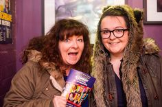 Janey Godley and Ashley Storrie PHOTOCREDIT Andrew Laing Photography | Flickr - Photo Sharing!