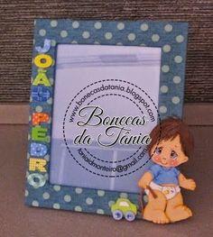 Bonecas da Tânia: Molduras