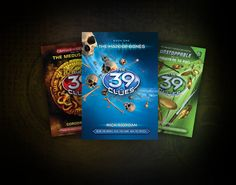 THE 39 CLUES READING CLUB is perfect for young readers looking for adventure. Sign up to host a Club today and join the Hunt!