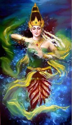 Indonesian Art, Fantasy Paintings, Prince And Princess, Princess Zelda, South Seas, Angel Art, Galaxy Wallpaper, Wood Carving, Mystic