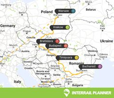 train network map balkans Google Search Balkan Viaje