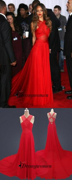 2016 prom dresses, long prom dresses with train, red prom dresses, evening dresses
