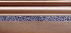 baseboard molding Azul Bahia