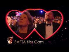 CWM WORLD Latest Leonardo DiCaprio and Dame Maggie Smith on Kiss Cam
