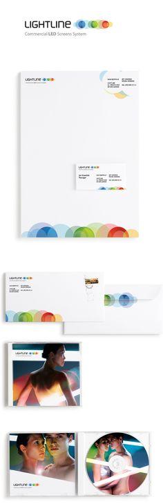 Corporate identity / lightline