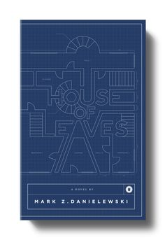 HOUSE OF LEAVES Book Cover on Behance – design by Thomas Walker