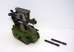 GI Joe Vehicle Missile Road Rebel 2003 Original Part Weapon