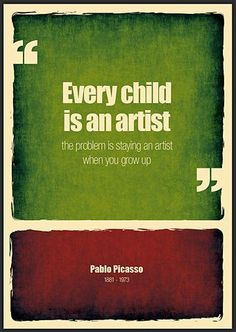 sayings about art inspiration positive words