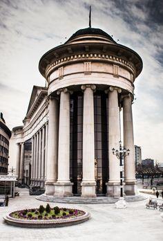 Museum Skopje