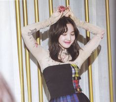 South Korean Girls, Korean Girl Groups, Nayeon Twice, Im Nayeon, Dahyun, Jennie Blackpink, K Pop Music, Hirai Momo, Kpop Outfits